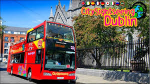 Dublin Bus Tour